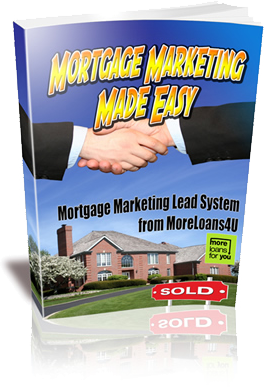 how to get leads for mortgage loans
